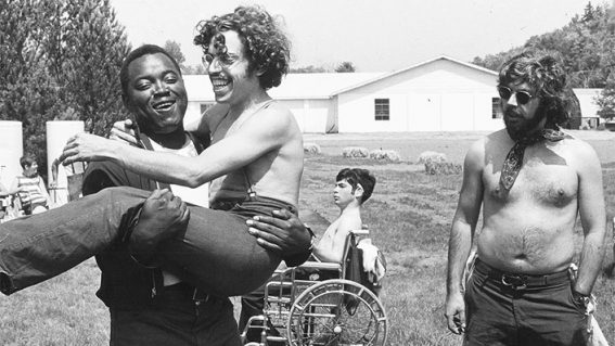 Crip Camp is a heroic Netflix documentary, shining a light on a little-told story
