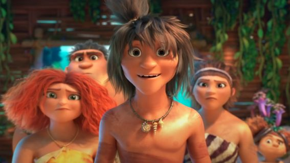 The Croods: A New Age is an incredibly relevant end to this punch-worthy year
