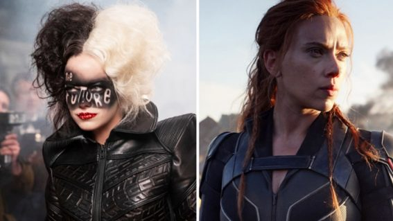 Black Widow and Cruella will premiere on Disney+ and in Australian cinemas at the same time