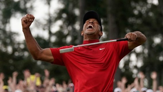 How to watch the buzzworthy Tiger Woods doco Tiger in Australia
