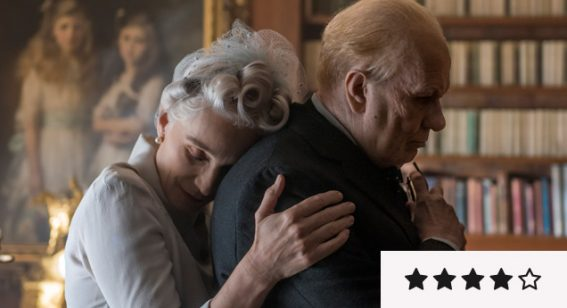 Review: Gary Oldman Shines Many Shades of Brilliant in 'Darkest Hour'