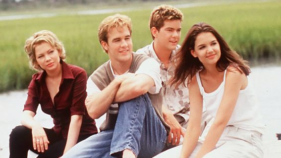 Why Dawson's Creek is the TV show 90s kids need right now