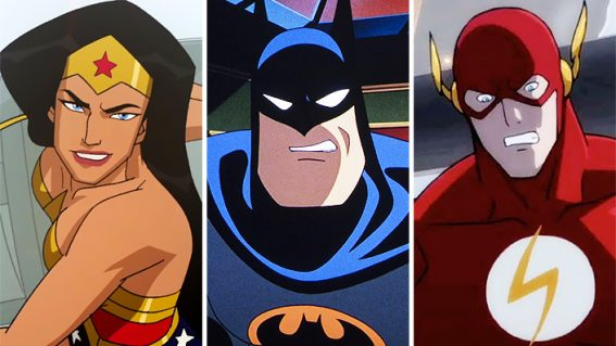 The 10 best DC animated movies, ranked
