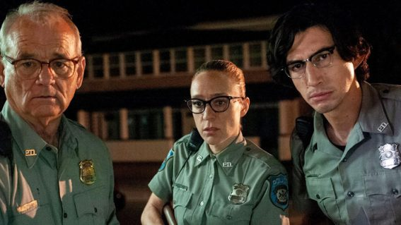 The Dead Don't Die is Jim Jarmusch's amusing and political zombie movie