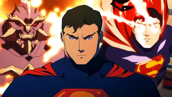 The Death of Superman + Reign of the Supermen coming to cinemas for one-off screening