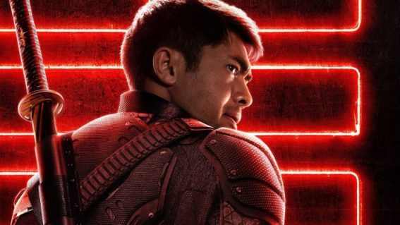 Snake Eyes: G.I. Joe Origins will slice its way into cinemas next month