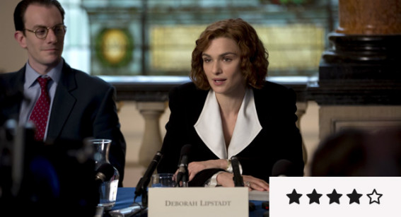 Review: 'Denial' – the Story of an Historical Troll & Intellectual Bully