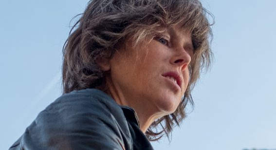 Nicole Kidman gives an admirably grungy performance in Destroyer