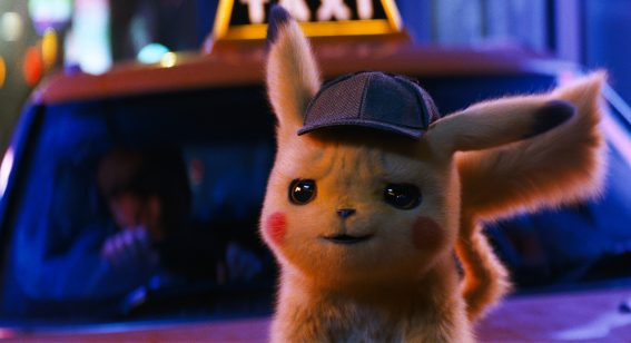 Thank you, Detective Pikachu, for being a videogame movie that doesn't suck