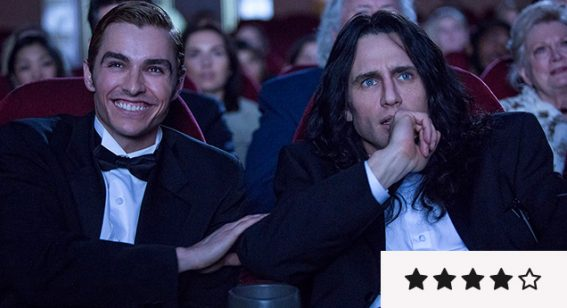 'The Disaster Artist' Review: James Franco is Astonishingly Believable as Tommy Wiseau