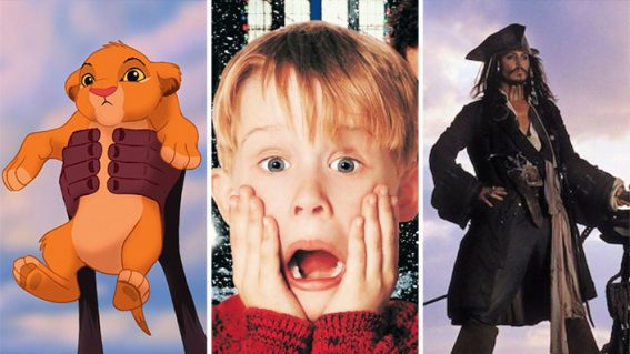 The 25 best family movies on Disney+