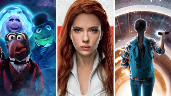 Best new movies and TV series on Disney+ UK: October 2021