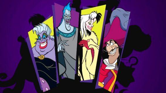 Disney Villains Film Festival arriving in cinemas in October