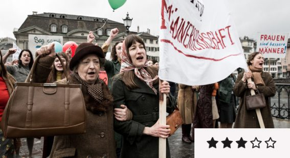 The Divine Order review: a remarkably safe film about a feminist awakening