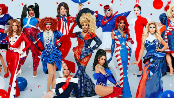 RuPaul wants YOU in the first patriotic trailer for season 12 of RuPaul's Drag Race