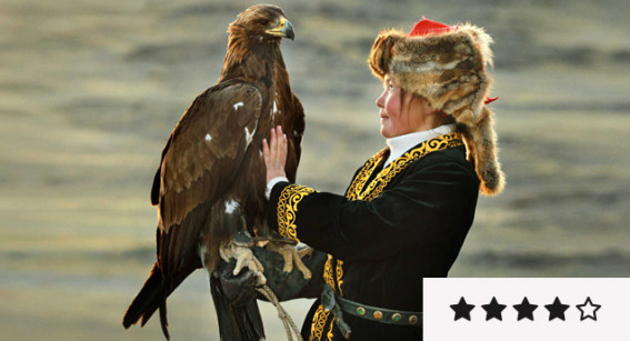 Review: 'The Eagle Huntress' is a Visually Exquisite, Must-See Feminist Fable