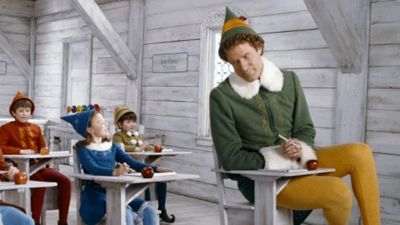 Elf returns to select NZ cinemas this Christmas
