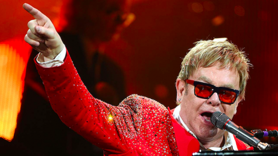 Elton John wasn't a fan of the 'messed up' Lion King remake