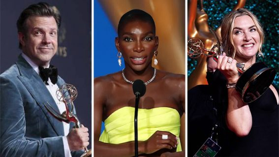 The Crown ruled this year's Emmys: here are all the winners, from Ted Lasso to Michaela Coel