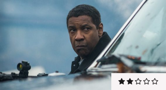The Equalizer 2 review: doesn't add up to anything satisfying