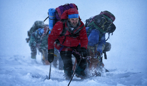 Interview: 'Everest' Star Jason Clarke
