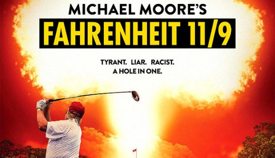 Win a double pass to see Fahrenheit 11/9