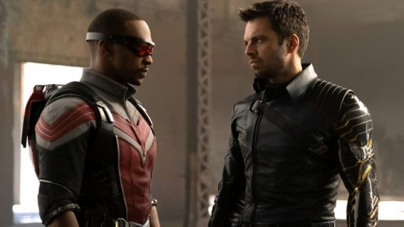 The Falcon and the Winter Soldier's first episode shows its entertaining potential