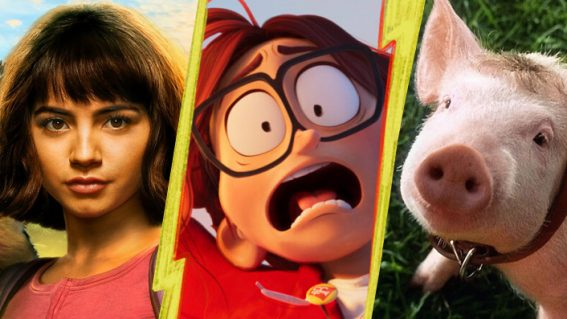 The 20 best films on Netflix for kids (and their parents)