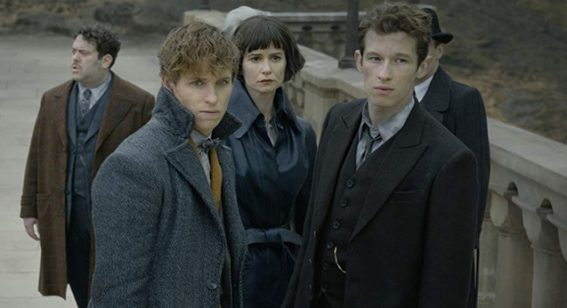 There are flashes of brilliance in the at times laborious Fantastic Beasts: The Crimes of Grindelwald