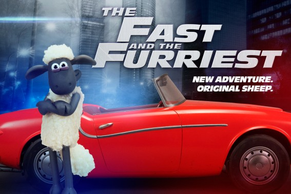 Aardman Spoofs 'Thrones', Pixar & Vin Diesel With New 'Shaun the Sheep' Posters