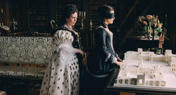 Strange, twisted, darkly funny—The Favourite is one of a kind