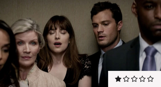 Review: 'Fifty Shades Darker' Isn't Good, But At Least it Knows What it is