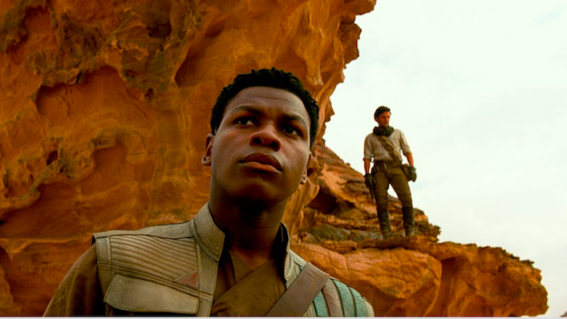John Boyega causes controversy with risky Star Wars: Rise of Skywalker tweet