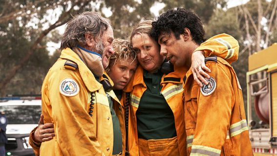 Fires reduces a national tragedy to the level of a soap opera