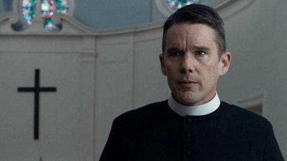 First Reformed is a mesmermising work of faith and rage