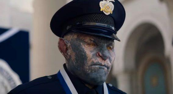 Joel Edgerton looks amazing in Bright, Netflix's mega-budget cop movie