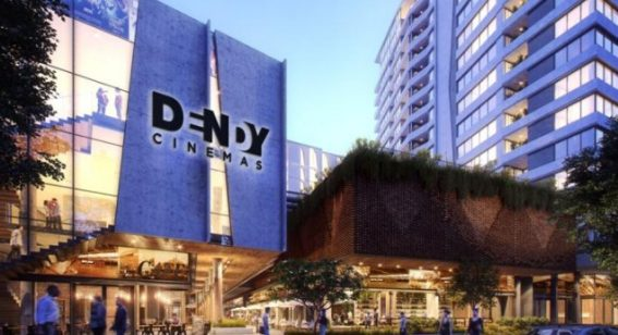 Brisbane's Dendy Coorparoo cinemas open this week