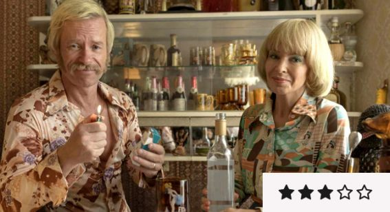 Swinging Safari review: a madcap journey through 70s 'Straya