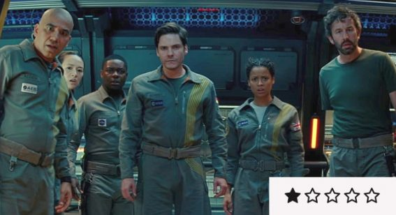 The Cloverfield Paradox review: a hollow, hammy mess not even amusing accidentally