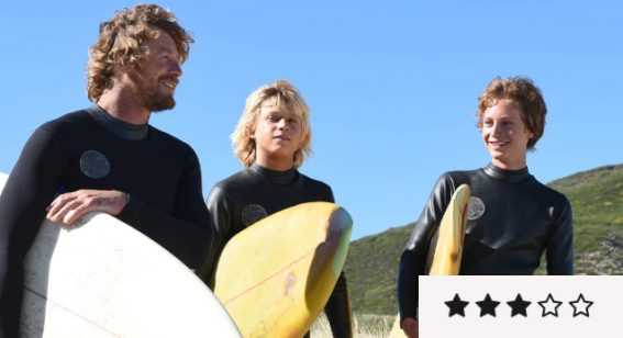 Breath film review: a spiritual surfer movie that drips with authenticity