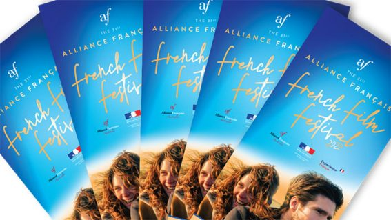 Win a double pass to the Alliance Française French Film Festival