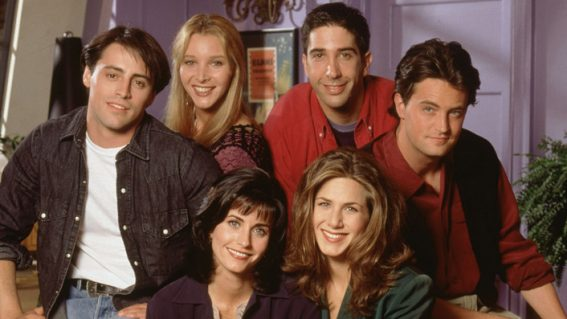 Event Cinemas to play 12 episodes of F.R.I.E.N.D.S back-to-back