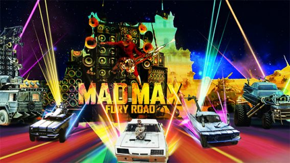 Witness! Mad Max: Fury Road is coming to White Night