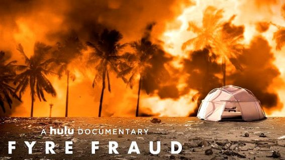 Channel Seven will broadcast Fyre Fraud this Sunday night