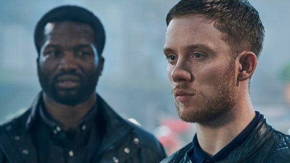 Gangs of London is a blisteringly brutal crime saga full of mayhem and melodrama