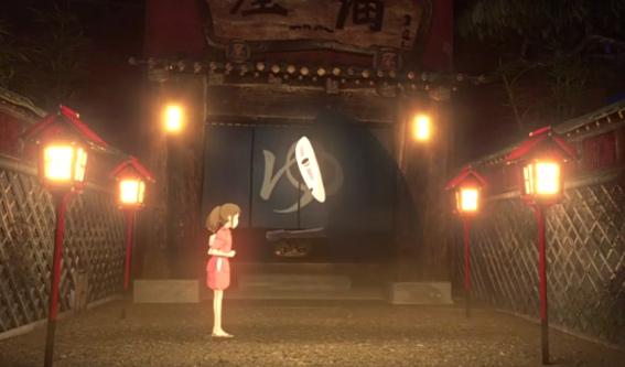 Beautiful Tribute to Hayao Miyazaki Puts His Studio Ghibli Characters into 3D Worlds