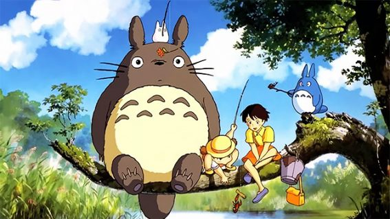 SBS World Movies will play Studio Ghibli films non-stop every weekend in July