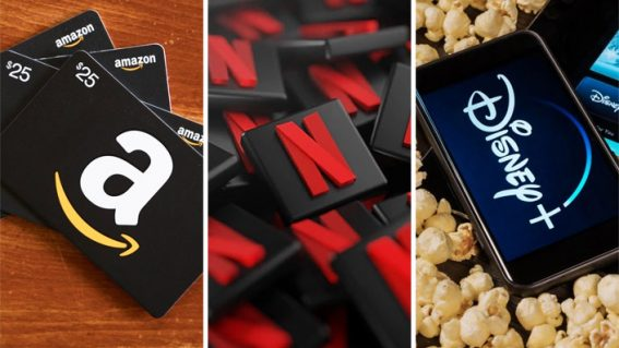 How to give Netflix, Stan, BINGE and other streaming providers as gifts