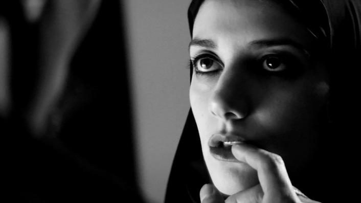 Ana Lily Amirpour's A Girl Walks Home Alone at Night