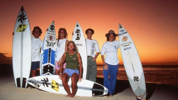 Win a double pass to Australian documentary Girls Can't Surf